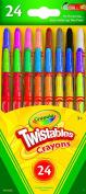 Crayola 24ct Mini Twistables Crayons