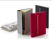 A5 Elite Pink Notebook Notepad Case Xd Design Stationery Hardback Lined Journal