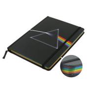 Pink Floyd Dark Side Of The Moon Premium A5 Hardback Notebook Stationery Pad