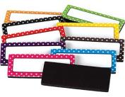 Polka Dot Magnetic Labels