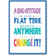 A Bad Attitude Is... Inspire U Poster - Classroom Display Poster