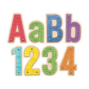Upcycle Style 10cm Designer Letters - Classroom Display Lettering