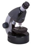 Levenhuk Labzz M101 Moonstone Microscope Monocular 40–640x Bright Colour With Kit