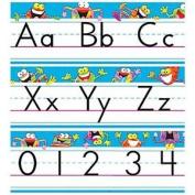 Frog-tastic Abc Alphabet Line School Classroom Display Border