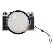 Kikkerland Camera Bookmark With Magnifying Glass