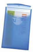 Han Cognito 2002 Portable Business Card Case - Translucent Blue