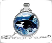 Whale Necklace