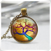 Tree Necklace Tree of Life Necklace Tree Jewellery