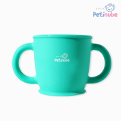 Petinube Silicone baby cup Mint