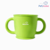 Petinube Silicone cup_Green
