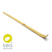 tea exclusive Original Matcha Bamboo Spoon Chashaku ""