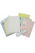 Snuggle Baby Flannelette Cot Sheet Pack of 2 Sheets Size - 100x150
