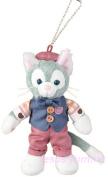 With badge ShellieMay sweet duffy Tokyo DisneySea-limited Disney resort souvenir bag including the 2017 Gelatoni sewing