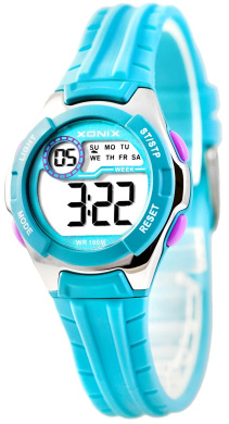 Water Resistant XONIX Watch - Women's and Kids' - Digital, XIN92AW7G6/4