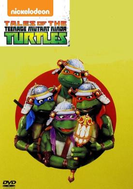 Tales of the Teenage Mutant Ninja Turtles: Monsters and Mutants - Season 5 Volume 2