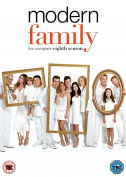 Modern Family S8  [3 Discs] [Region 4]