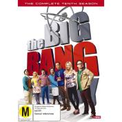 The Big Bang Theory: Season 10 [Region 4]