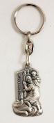 Saint Christopher key chain Patron saint of the travellers