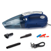 Car Vacuum Cleaner/Dry And Wet,Strong,12V Vacuum Cleaner-E