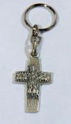 Good Shepherd Key chain Christian Catholic key ring