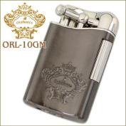 Orobianco ORL-10GM gunmetal gas infusion-type flint writer