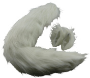 Fox your God soshi cosplay Fox tail and ear set