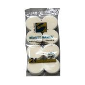 Beauty Basics Cosmetic Round Sponges