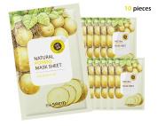 [the SAEM] Natural Potato Mask Sheet x 10ea