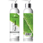 Orange Burst Face Wash with Aloe & Omega-3