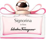 Signorina In Fiore by Salvatore Ferragamo for Women 100ml Eau de Toilette Spray