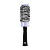 Studio Dry Metallic Periwinkle Round Hair Brush