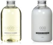 【Dispenser Set】 TAMANOHADA Tamanohada Shampoo & Conditioner 000 Lavender 540ml
