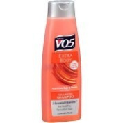 4 bottles of Alberto V05s Extra Body Volumizing Shampoo, 370ml ea