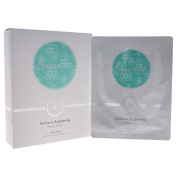 Freeze 24.7 Radiance Brightening Face Mask Gel Mask For Unisex 8 x 30ml