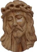 Jesus Christ crucifixion wall sculpture   Bethlehem Olive wood carvings