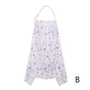 YJYdada Baby Breastfeeding Cover Mum Cotton Nursing Udder Apron Shawl Cloth