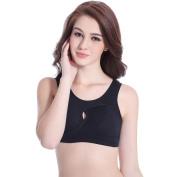 YJYdada Maternity Cotton Seamless Breastfeeding Bras for Nursing & Sleeping, Sports Yoga Bralette