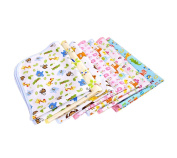 Baby Infant Bedding Stroller Crib Bassinet Nappy Nappy Waterproof Mattress Changing Cover Pads