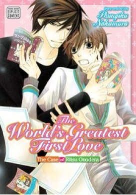 The World's Greatest First Love, Vol. 10: The Case of Ritsu Onodera