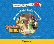 Heroes of the Bible Treasury [Audio]