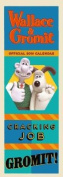 Wallace And Gromit Official Slim 2018 Calendar