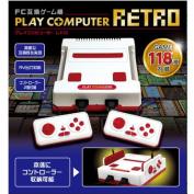 Play computer nostalgic Family Computer FC compatible machine