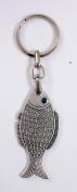 Fish key chain Christian religious key ring