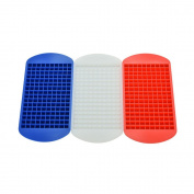 160 Small Ice Maker Tiny Ice Cube Trays Chocolate Mould Mould Maker For Kitchen Bar Party Drinks