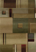 Oriental Weavers Generations 2.7m x 3.7m Machine Woven Rug in Green
