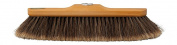Very Soft Broom With Slit Horsehair For Fine Dust