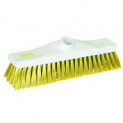 Yellow Hygiene Soft Broom Head