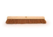 Bentley Coco Fill Platform Broom 60cm Soft Good For Dry Conditions