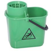 Green Heavy Duty Mop Bucket | 12 Litre