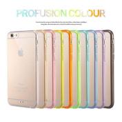 3 Pcs Transparent Clear Case Bumper Cover For Apple Iphone 5 5s 6 6+ Plus 6s 6s+